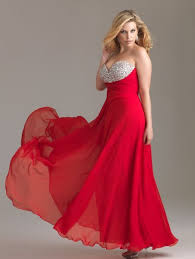 27ea45770 Vestido para gordita rojo de fiesta