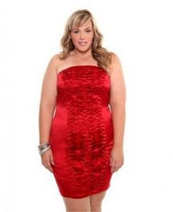vestidos de fiesta para gorditas con busto grande (3)