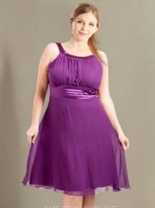 vestidos de fiesta para gorditas con busto grande (7)