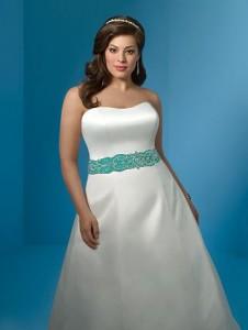 vestidos de fiesta para bodas gorditas (6)