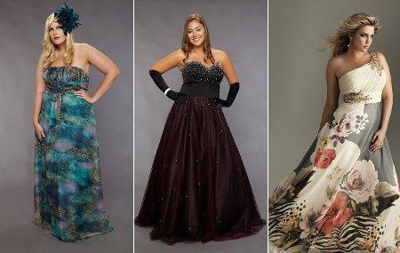 Vestidos De Fiesta Para Gorditas A La Moda