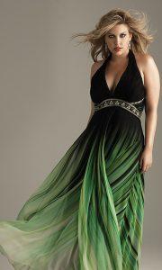 vestidos de fiesta para gorditas a la moda (8)