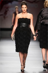 vestidos de fiesta para gorditas a la moda (9)