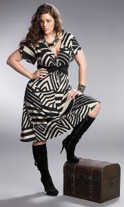 vestidos de fiesta para gorditas modelos (2)