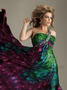 vestidos de fiesta para gorditas madrinas (1)
