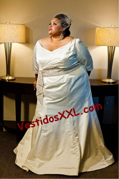 Imagenes de vestidos de fiesta para senoras gorditas