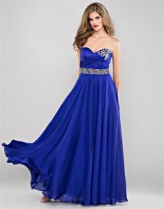 Acordes de mi vestido azul