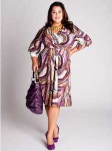 vestidos de fiesta para gorditas con mangas (2)