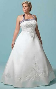 vestidos de fiesta para bodas gorditas (4)