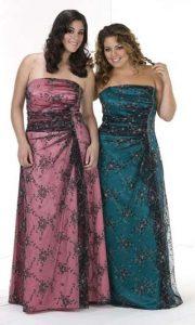 vestidos de fiesta para gorditas con panza (4)