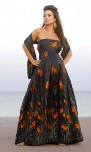 vestidos de fiesta para gorditas varios (6)