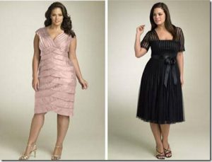 detalles de vestidos de fiesta para gorditas (13)