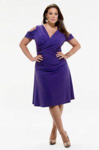 vestidos de fiesta cortos para gorditas (19)