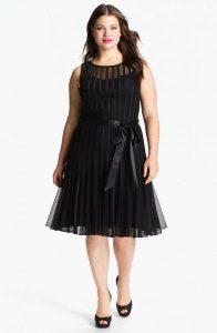 vestidos de fiesta cortos para gorditas (28)