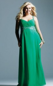 vestidos de fiesta para gorditas con corset (11)