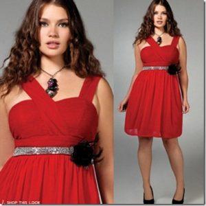 vestidos de fiesta para gorditas con corset (8)