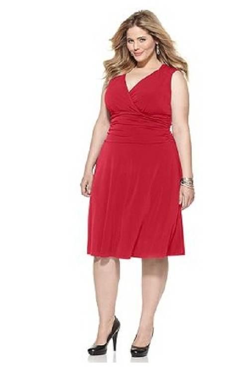 84b0c1b60a ... vestidos de fiesta sencillos para gorditas (5) ...