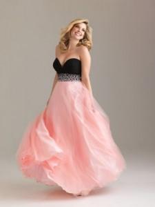 vestidos de fiesta de 15 para gorditas (2)