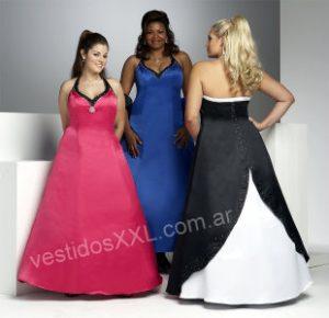 vestidos de fiesta de 15 para gorditas (8)