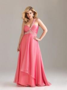 vestidos de fiesta elegantes para gorditas (1)