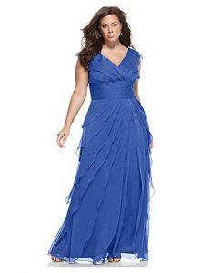 vestidos de fiesta elegantes para gorditas (10)