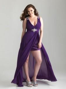 vestidos de fiesta elegantes para gorditas (2)