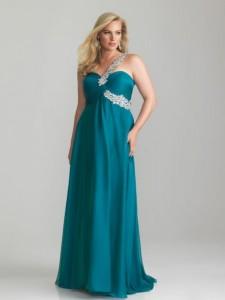 vestidos de fiesta elegantes para gorditas (3)