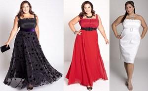 vestidos de fiesta elegantes para gorditas (8)