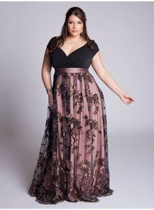 vestidos de fiesta elegantes para gorditas (9)