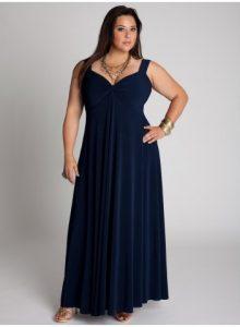vestidos de fiesta para gorditas de corte imperio (15)