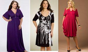 vestidos de fiesta para gorditas de corte imperio (9)
