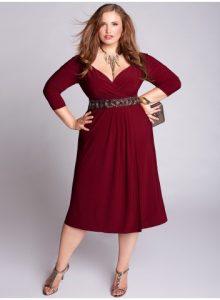 Diseños de vestidos de fiesta para gorditas (2)