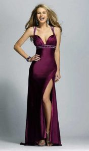 vestidos de fiesta para gorditas usados (2)
