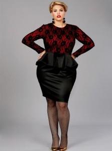 vestidos para gorditas con panza (10)