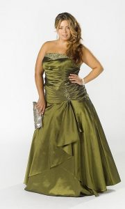 vestidos para gorditas con panza (8)