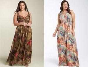 Vestidos informales para gorditas (1)