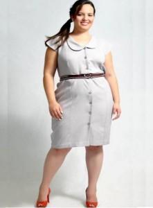Vestidos informales para gorditas (5)