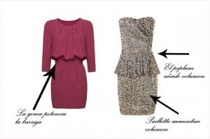Vestidos para ocultar la panza (12)