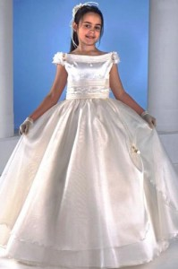 Vestidos de primera comunión para gorditas (10)