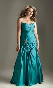 Bellos vestidos de fiesta para gorditas (11)