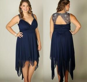 Bellos vestidos de fiesta para gorditas (13)