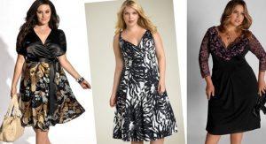 Bellos vestidos de fiesta para gorditas (6)