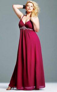 Fotos de hermosos vestidos de fiesta para gorditas (13)