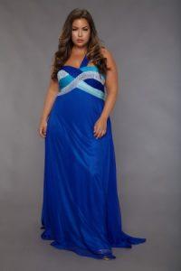 Fotos de hermosos vestidos de fiesta para gorditas (4)