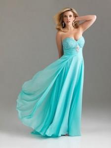 Fotos de hermosos vestidos de fiesta para gorditas (7)