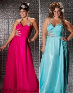 Hermosos vestidos de fiesta para gorditas quinceañeras (2)