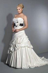 Hermosos vestidos de novia para gorditas  (16)