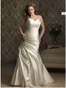 Hermosos vestidos para novias gorditas (6)