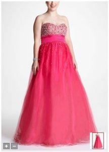 Hermosos vestidos para quinceañeras gorditas (9)