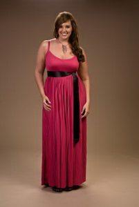 Vestidos de fiesta para gorditas embarazadas (2)